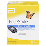 Abbott Freestyle Precision Neo Blood Glucose and Ketone Monitoring System