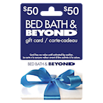 Bed Bath & Beyond 50 $