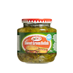 Bick's Sweet Green Relish 375mL