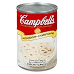 Campbell's Creams Condensed Soup Cream of Mushroom 284mL