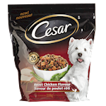 Cesar Food for Small Dogs Roast Chicken Flavour 3kg