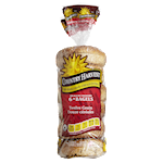 Country Harvest Pre-Sliced Bagels Twelve Grain 6 Bagels 680g
