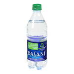 Dasani Remineralized Water 591mL
