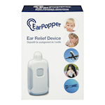 Ear Popper Ear Relief Device