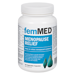 Femmed Menopause Relief 60 Vegetable Capsules