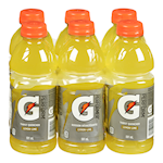 Gatorade Perform g Thirst Quencher Lemon Lime 6 x 591mL