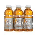 Gatorade Performer G2 Electrolyte Beverage Orange 6 x 591mL
