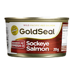 Gold Seal Sockeye Salmon 213g