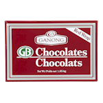 Ganong Red Wrap Chocolates 1.65kg