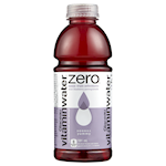 Glacéau Vitamin Water Zero Xoxox Nutrient Enhanced Water Beverage Açai-Blueberry- Pomegranate 591mL