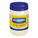 Hellmann's Real Mayonnaise 445mL