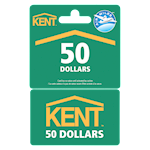 Kent Building Supplies $50