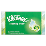 Kleenex Soothing Lotion Tissues 70 Tissues