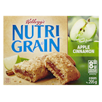 Kellogg's Nutri-Grain Bars Apple-Cinnamon 295g