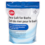 Life Brand Sea Salt for Bath 2kg