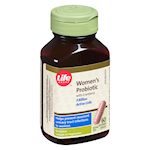 Life Brand Women's Probiotic with Cranberry Capsules