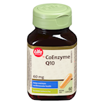 Life Brand Coenzyme Q10 60mg Capsules