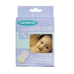 Lansinoh Compresses Gel Soothies 2 Coussinets
