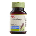 Canneberge Life Brand - Capsules de 9 000mg
