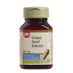Life Brand Grape Seed Extract 50mg Capsules