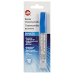 Life Brand Glass Thermometer