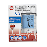 Life Brand Blood Pressure Monitor 8.0 Upper Arm