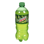 Mountain Dew Carbonated Soft Drink Citrus Charge 591mL
