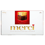 Merci Assorted Chocolates 400g