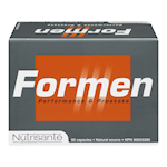 Nutrisanté Laboratoires for Men Performance & Prostate 60 Capsules