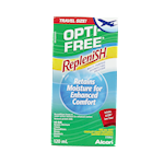 Opti-Free Replenish Multi Purpose Disinfecting Solution 120mL