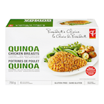President's Choice Gluten-Free Quinoa Coated Chicken Breasts
