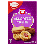 Peek Freans Assorted Creme Biscuits 300g