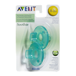 PHILIPS Avent Soothie 2 Pacifiers