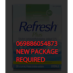 Refresh plus Gouttes Oculaires Lubrifiantes 30 x 0.4mL