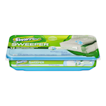 Swiffer Sweeper Wet Mopping Refills Open Window Fresh 12 Cloths