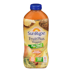 Sunrype Fruit plus Veggies 100% Juice Mango Pineapple 1.36L