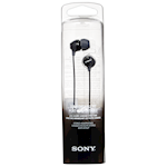 Sony Mdrex15Lpb Stereo Headphones Black