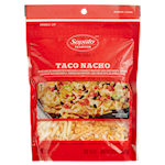 Saputo Taco Nacho Pizza Mozzarella Shredded Natural Cheese 320g