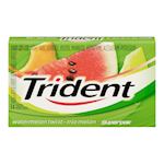 Trident Sugar-Free Gum Watermelon Twist 14 Pieces