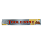 Toblerone Chocolate Capped with White Chocolate 100g