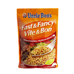 Uncle Ben's Fast & Fancy Chinese Fried Rice 165g