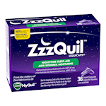 Zzzquil Nighttime Sleep-Aid Liquicaps 36 Liquid Capsules