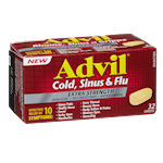 Advil® Cold, Sinus & Flu Extra Strength