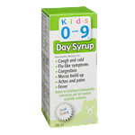 Homeocan Kids 0-9 Cough & Cold Herbal Syrup
