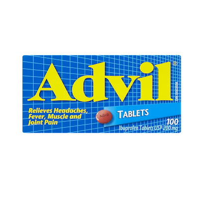 what is the difference between advil and ibuprofen