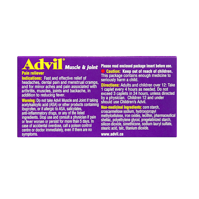 Advil Muscle and Joint Extra Strength Extra Strength