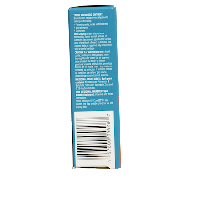 Life Brand Triple Antibiotic Ointment 15g | First Aid