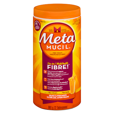 Metamucil Fibre Therapy Smooth Texture