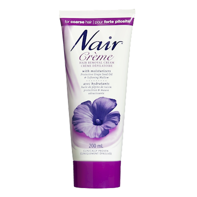 Nair Creme Hair Removal Cream For Coarse Hair 200ml Shoppers Drug Mart