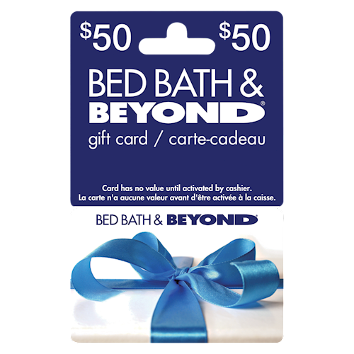 Bed Bath & Beyond $50